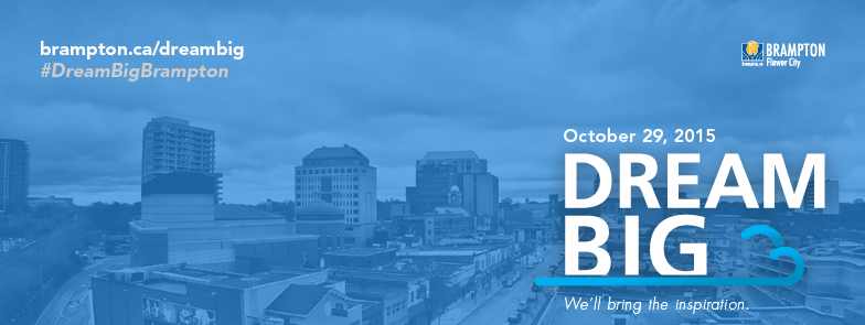 October is Small Business Month: Brampton Dreams Big